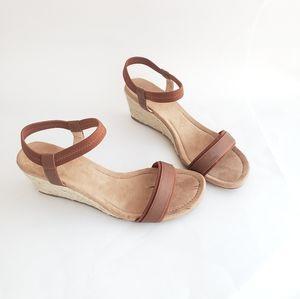 Alfani step flex wedge sandals 9W